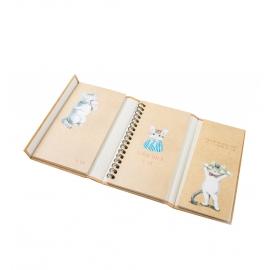 كتيب ملاحظات - قطة جميلة