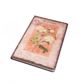 كتيب ملاحظات - ماي فيكتوريا زهرات جميلة